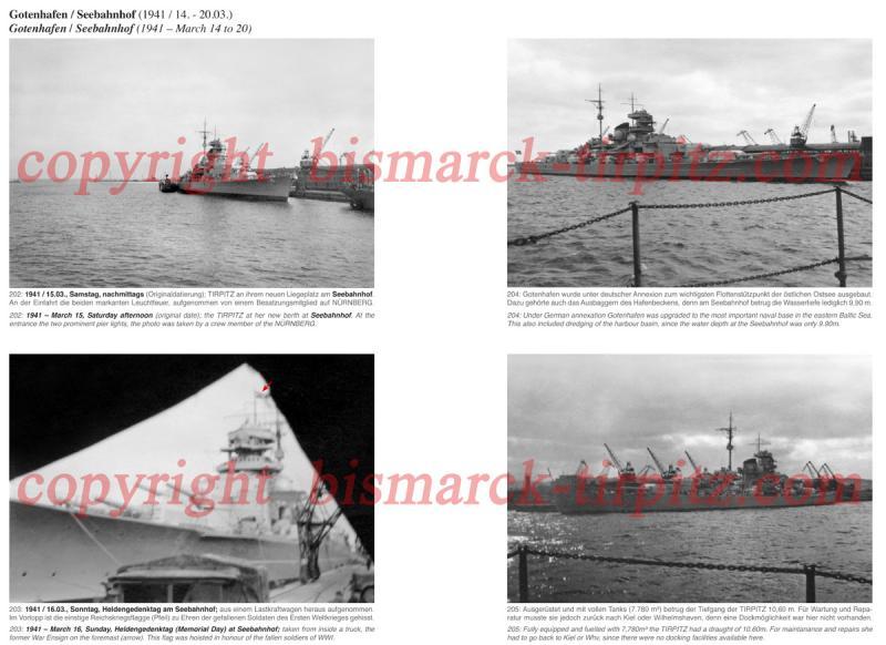 Schlachtschiff Tirpitz Vol. I